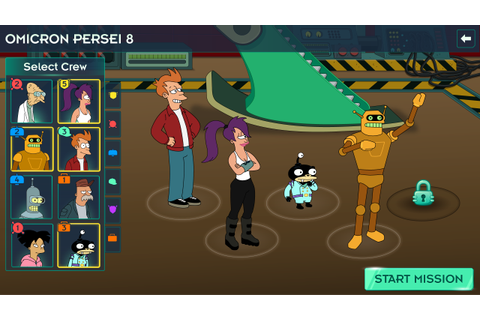 Futurama: Worlds of Tomorrow coming to iOS, will contain ...