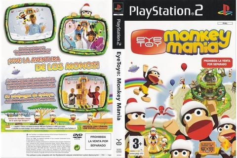 EyeToy: Monkey Mania - Alchetron, The Free Social Encyclopedia