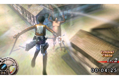 SGGAMINGINFO » EU version of Attack on Titan: Humanity in ...