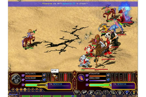 Myth War Online - Online Game of the Week