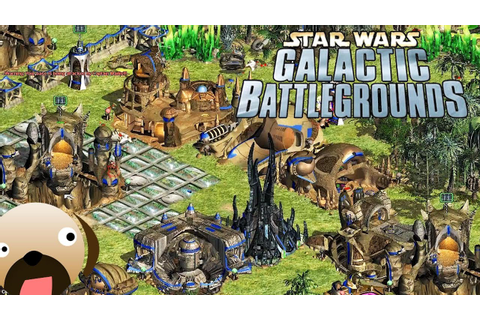 Star Wars Age of Empires Classic Star Wars RTS - Star Wars ...