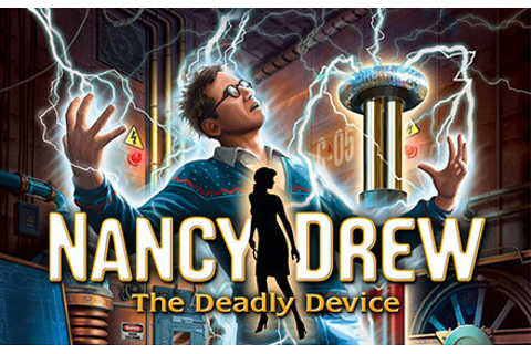 Nancy Drew: The Deadly Device | macgamestore.com