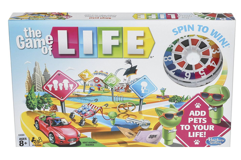 Updated Version Of The Game Of Life Includes Pets - Simplemost