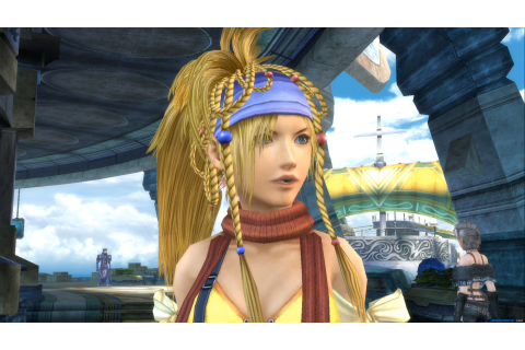 Final Fantasy X-2 HD Screenshots Reintroduce Rikku, Yuna ...