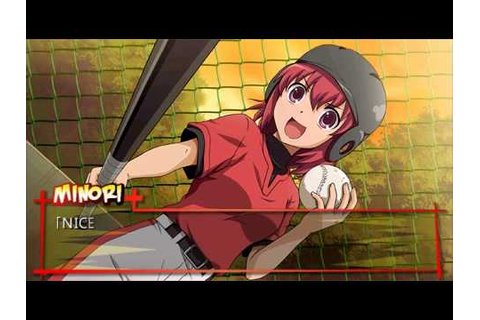 【Toradora! Portable】 Minori Normal Ending [1] - YouTube