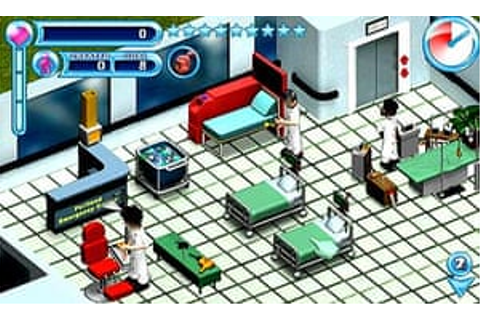 Game review: Hysteria Hospital Emergency Ward for Wii, DS ...