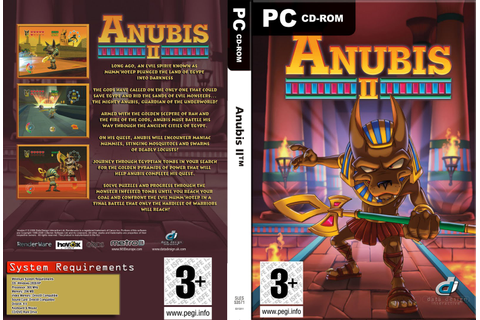 Anubis II | Game Cover