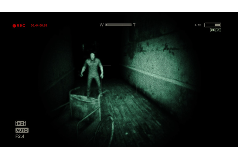 Outlast (PS4 / PlayStation 4) News, Reviews, Trailer ...