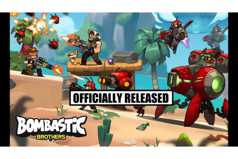 Bombastic Brothers - Top Squad has been Released – Mobile ...