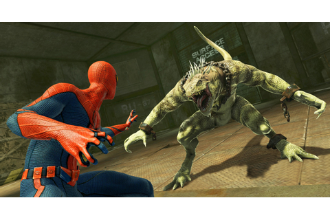 'Amazing Spider-Man' Game Hits the Web | Animation Magazine