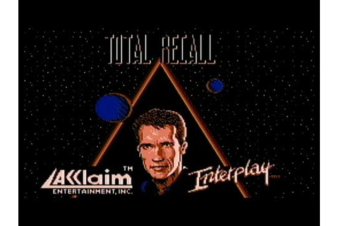 Total Recall - NES Gameplay - YouTube
