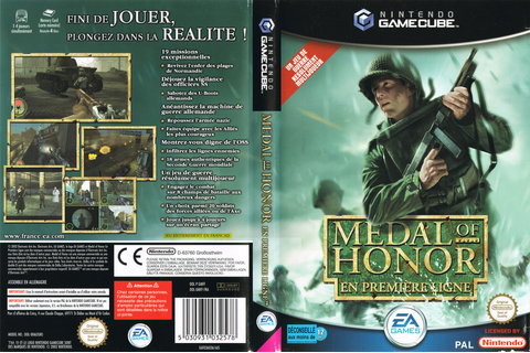 GMFF69 - Medal of Honor: Frontline
