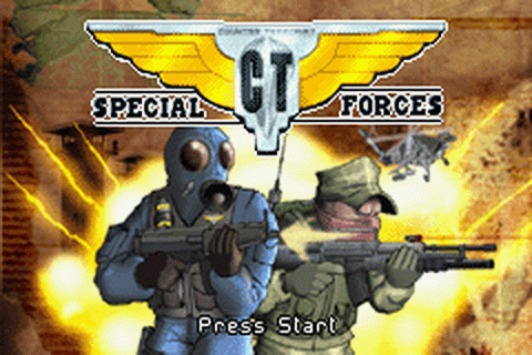 Play CT Special Forces Nintendo Game Boy Advance online ...