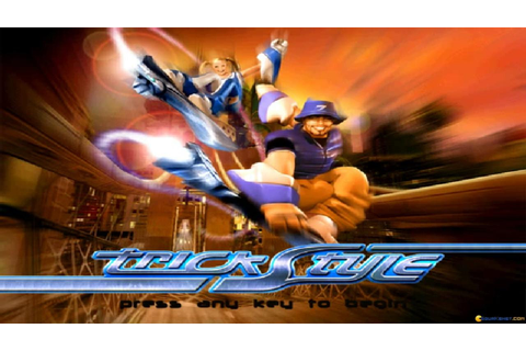 Trickstyle gameplay (PC Game, 1999) - YouTube