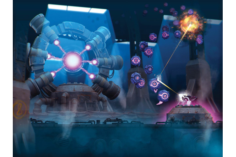 REVIEW / RIVE (PS4) - That VideoGame Blog