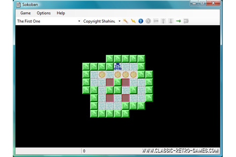 Download Sokoban (3) & Play Free | Classic Retro Games