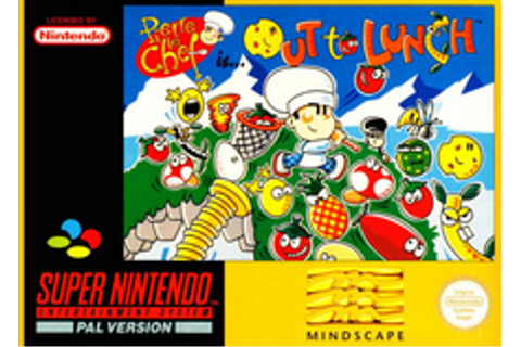 Out to Lunch (video game) - Wikipedia