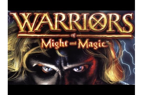 Classic PS1 Game Warriors of Might and Magic PS1 Version ...