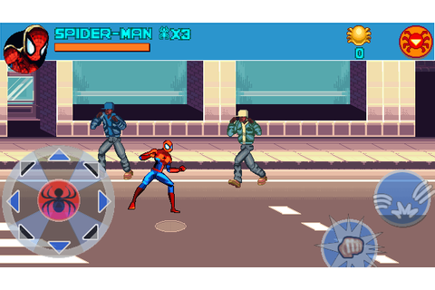 free download android games: Spiderman - Toxic City Free ...