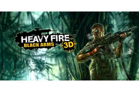 Heavy Fire: Black Arms 3D | Nintendo 3DS download software ...