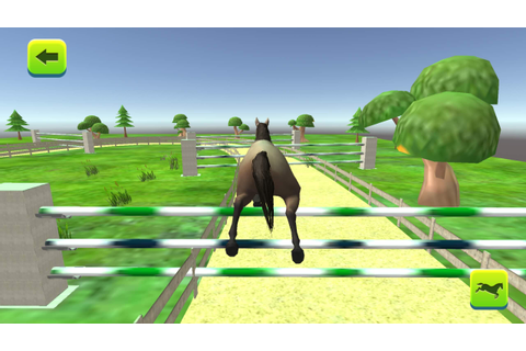 HorseLand Resort - Horse Games Online