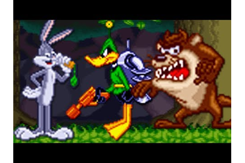 Bugs Bunny Rabbit Rampage (SNES) All Bosses (No Damage ...