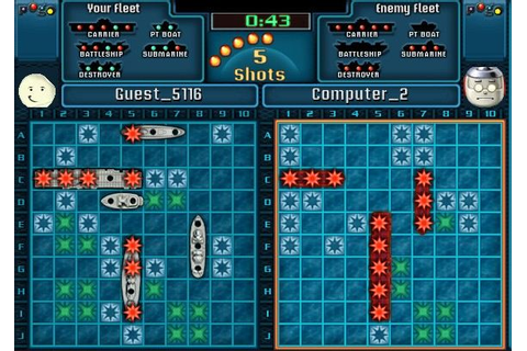 The Top 5 Free Online Battleship Games