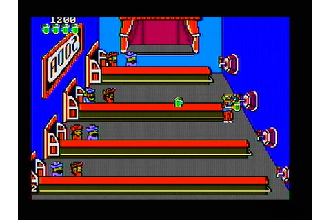 Tapper Download (1983 Arcade action Game)