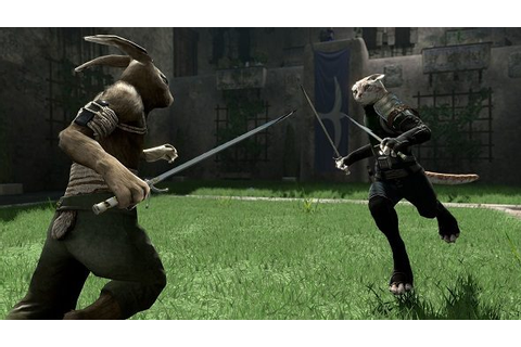 Sadly, Overgrowth feels like a game from 2008, because it ...
