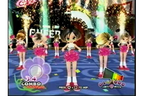 Nintendo Wii WE CHEER PLAY perfect day - YouTube