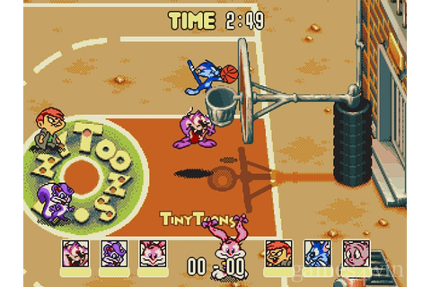 Tiny Toon Adventures - Acme All Stars Download on Games4Win