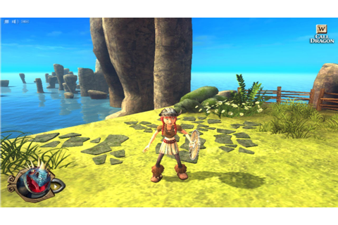 Cartoon Network Games: Dreamworks Dragons - Wild Skies ...