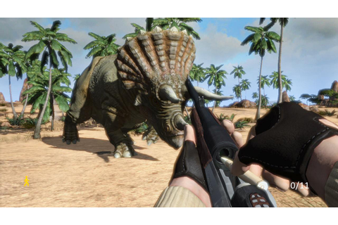 Carnivores: Dinosaur Hunter Reborn on Steam