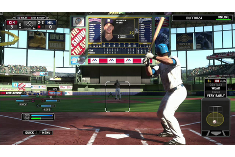 MLB 14 The Show (PS4) Full Online Game - YouTube