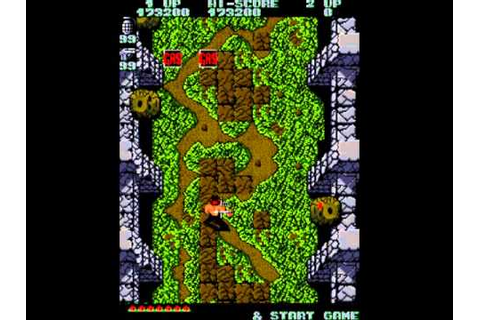 Ikari Warriors (Arcade) - YouTube