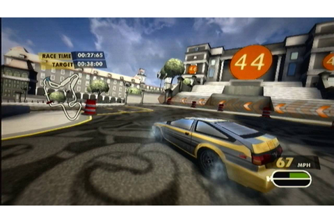 Need For Speed Nitro (Wii) - YouTube