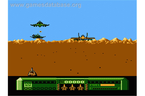 Mig-29 Soviet Fighter - Nintendo NES - Games Database