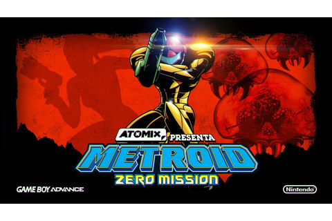 Metroid Zero Mission – #AtomixClassics - YouTube