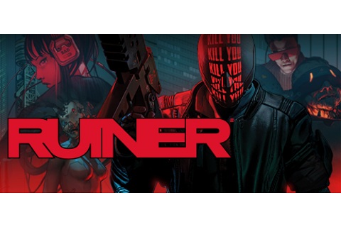 Save 60% on RUINER on Steam