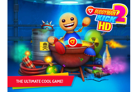 App Shopper: Buddyman: Kick 2 HD (by Kick the Buddy) (Games)