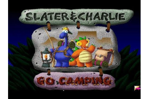 Slater & Charlie Go Camping (1/3): Screens 1 to 4 - YouTube