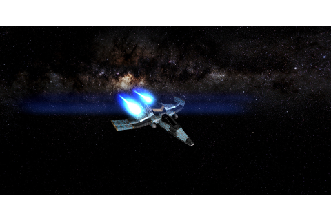 Ascent - The Space Game: Hawk Support Ship on Steam