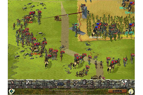 Sid Meier's Antietam - screenshots gallery - screenshot 1 ...