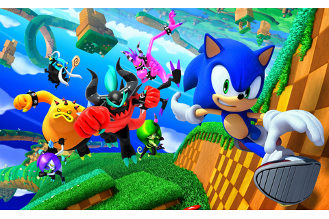 Sonic Lost World Making its Way to PC in November with ...