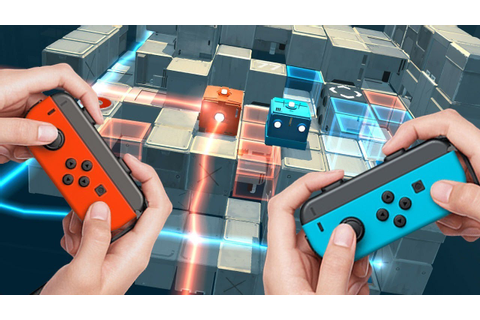 Death Squared Is Our New Favorite Nintendo Switch Co-Op ...