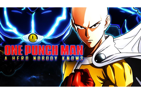 One Punch Man: A Hero Nobody Knows - Official Announcement ...