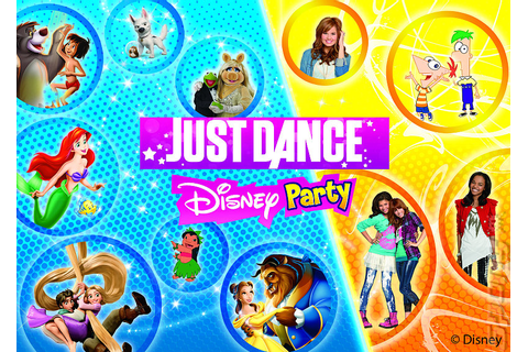 Artwork images: Just Dance: Disney Party - Xbox 360 (1 of 2)