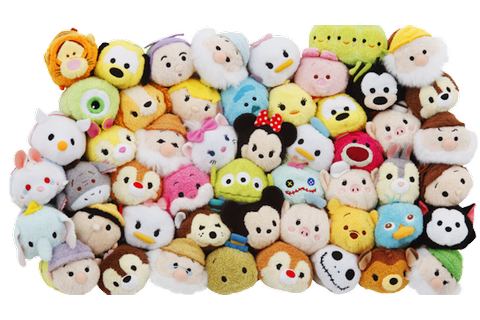 How To Be A Pro At Line's Popular New Disney TSUM TSUM Game!