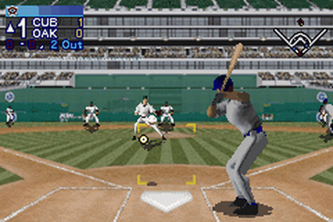 Play All-Star Baseball 2004 Nintendo Game Boy Advance ...
