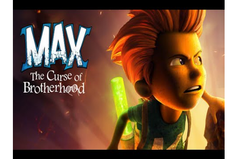 Final dos Games - Max: The Curse of Brotherhood - YouTube